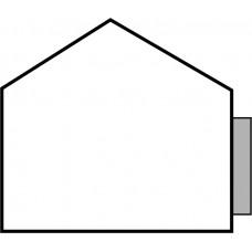TWIN 1.3 Set für Fassade